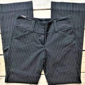 ENT Black & White Pin Stripped Pants